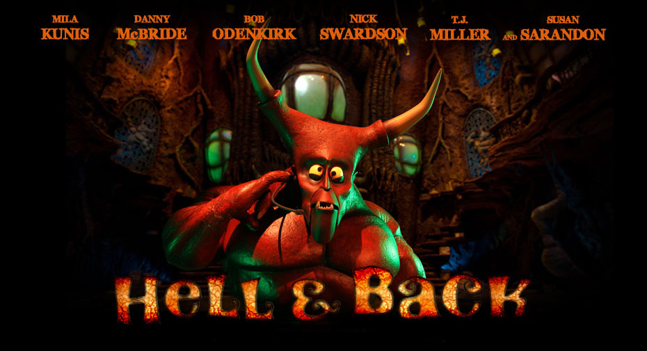Hell &#038; Back<h5>ShadowMachine Films</h5>