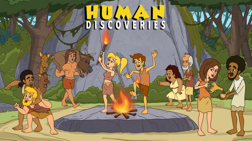 Human Discoveries<h5>Facebook Watch</h5>